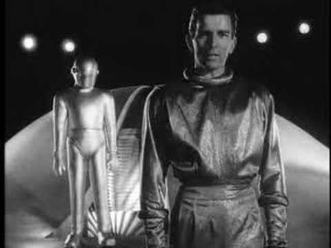 The Day the Earth Stood Still is listed (or ranked) 9 on the list The Best Alien Movies Ever Made