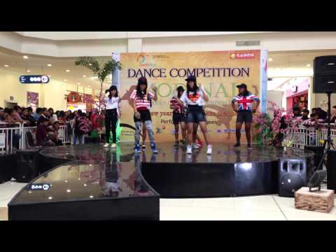 Traditional Modern Dance - Ladies Style video