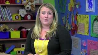 Beginning the Year in a Preschool Classroom