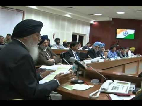 PARKASH SINGH BADAL HIGHLIGHTS THE HISTORIC LINKS BETWEEN ARMY & PUNJAB