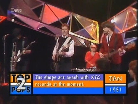 XTC - Sgt Rock (Is Going To Help Me) [totp2]