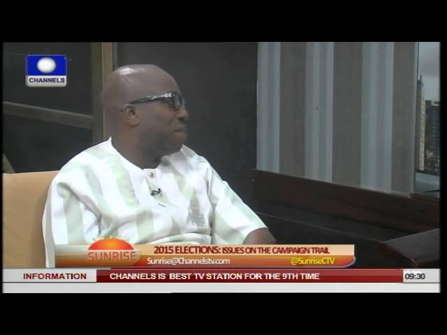 Analysts Discuss 2015 Elections Campaign Trail PT2