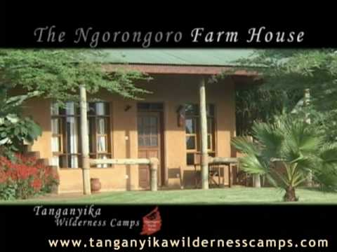 Safari in Africa - Tanzania's Ngorongoro Conservation Area: Ngorongoro Farm House