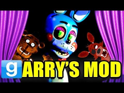 FUNNY NPCS!! Gmod Five Nights At Freddy's NPC Mod (Garry's Mod)