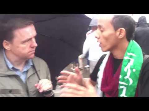 Daawa to Islam in London (M'ZAB Algeria)