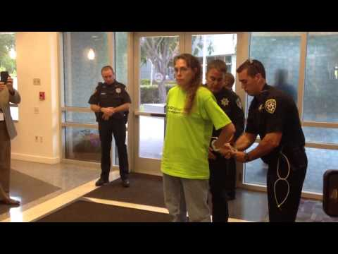 Walmart Workers Arrested at Yahoo! Headquarters
