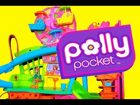Frozen Polly Pocket Disney Princess Elsa Anna Top 10 Toys Disney Jasmine Toy Review