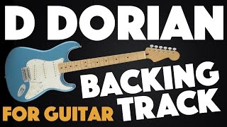 D Dorian Backing Track