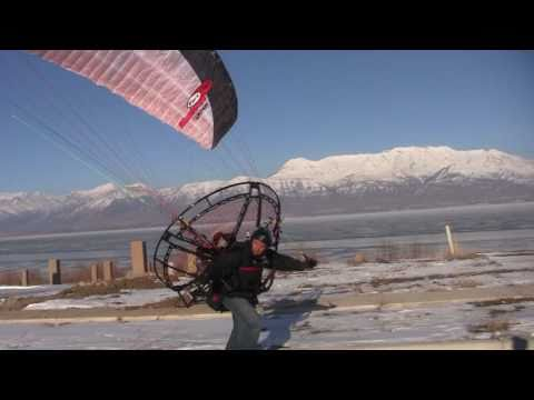 Paramotor Review Black Hawk 313 & Paratoys Nucleon vs Flat Top Ninja & K2 Powered Paragliding!!