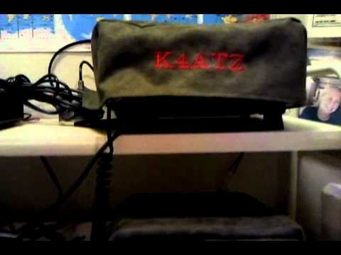 HAM radio dust cover