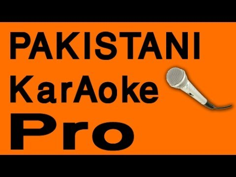jis dinse dekha hai Pakistani Karaoke - www.MelodyTracks.com