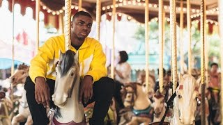 Vince Staples Hits Disneyland