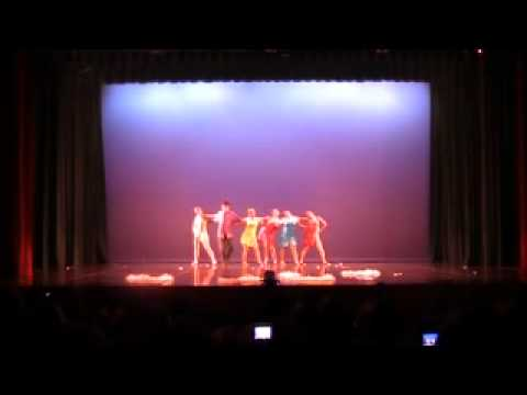 Master of Dance Recital Act II:Cinema Italiano