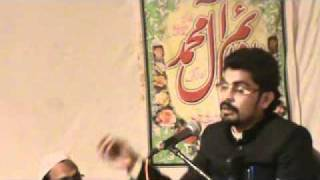 Allama Faraz Wasti Majlis 6 Topic Moulla Shanasi (  Must watch very good Tafseer of Nade Ali )
