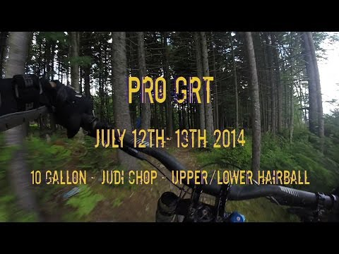 2014 Snowshoe Wild Hare Downhill Race: Pro GRT Course Preview