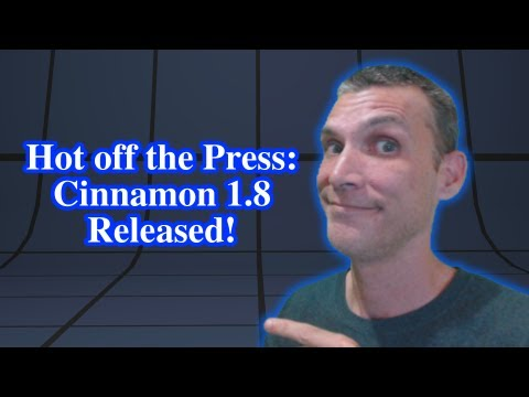 Review: Cinnamon 1.8