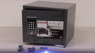 First Alert 2072F Electronic Security Safe
