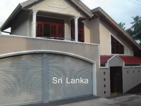 LUXURY Sri Lankan  HOMES    ( part 2 )