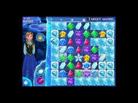 Disney Frozen Free Fall Level 90