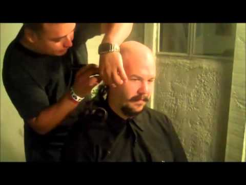 All The Men Have To Shave Their Heads. video