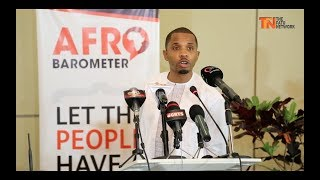 Afro Barrowmeter's Findings on Corruption and Trust in The Gambia