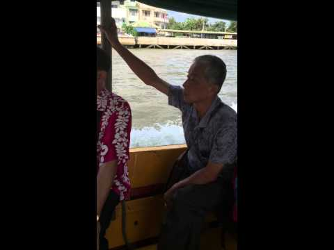Cruise to Bangkok's Chao Praya River