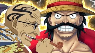 DER 2. TIMESKIP ! TRAINING BEI SCOPPER GABAN  - RUFFY WIRD ÄLTER ! ONE PIECE THEORIEN