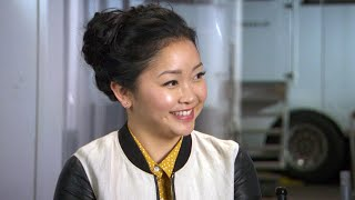Lana Condor 'To All The Boys 2: P.S. I Still Love You' | Full Interview