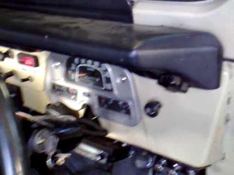 BJ42 3B Diesel and FJ40 2F Petrol 4WD