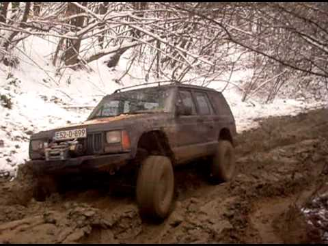 JEEP CHKEROKEE 4.0 DjUKA OFF ROAD TEAM 4X4 BRCKO
