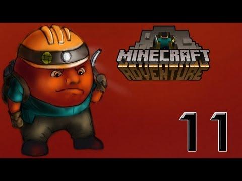 Minecraft Adventure: 11я серия
