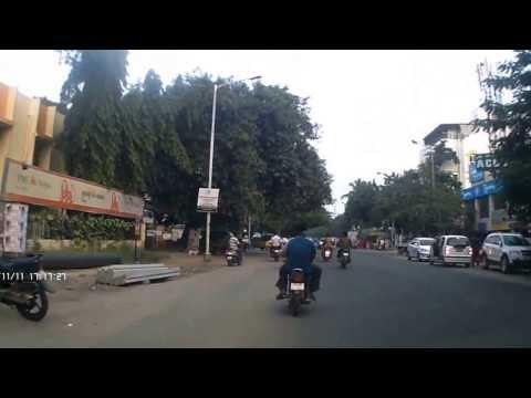 Chennai Road Tour - Adyar to Shastri Nagar