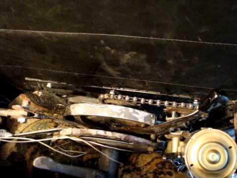 Elektryczne sterowanie podnośnikiem w Ursusie C-360