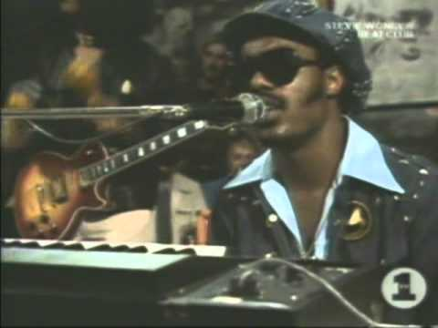 Stevie Wonder - The Beat Club (1973)