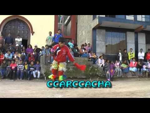 DANZA DE LAS TIJERAS EN TOCAS 2012 (parte 01)