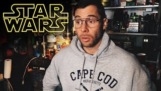 Dad Reviews Star Wars: The Force Awakens SPOILERS