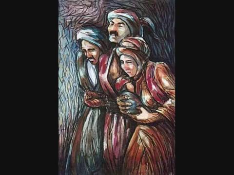 Homer Dizayee - Xewn la xewnda  ( + Kurdish art)