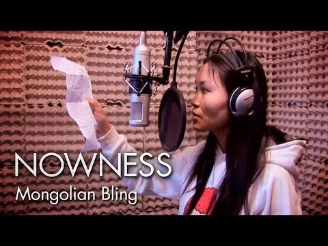 NOWNESS.com presents:  An Excerpt from Mongolian Bling