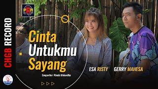 Download lagu Gerry Mahesa Feat. Esa Risty ‼️ Cinta Untukmu Sayang - PRM INTERACTIVE   ( )