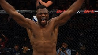 UFC Phoenix: Francis Ngannou - This Fight Will be Quick