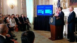 President Obama Speaks on the New Management Agenda 7/8/13