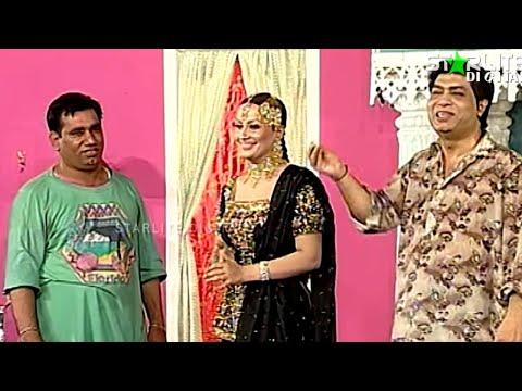 Jinnay Sada Dil Luteya Nargis and Nasir Chinyoti New Pakistani Stage Drama Trailer Full Comedy Funny thumbnail
