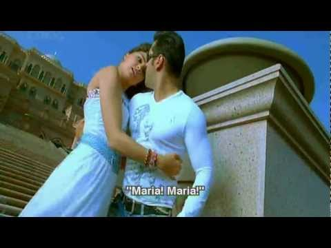 Maria Maria (Eng Sub) Full Video Song (HD) With Lyrics - Partner...