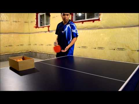 How to Keep Serves Short in Table Tennis