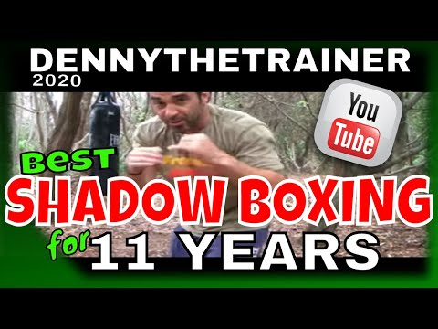 Shadow Boxing with Dennythetrainer Image 1