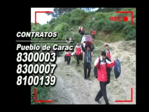 GRAN  BANDA ORQUESTA  JUVENTUD  NATIVIDAD  DE CARAC  HUARAL(RODEO )