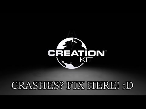 CREATION KIT: Fix - Hearthfire / Dawnguard crashes