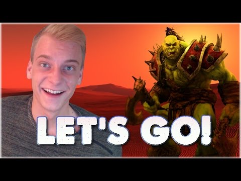 JETZT GEHT'S LOS! World of Warcraft Classic #01