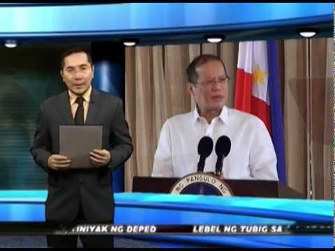 Impeachment complaint against Pres. Aquino failed to file due to typhoon Glenda