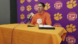 Brad Brownell previews New Mexico St and NCAA